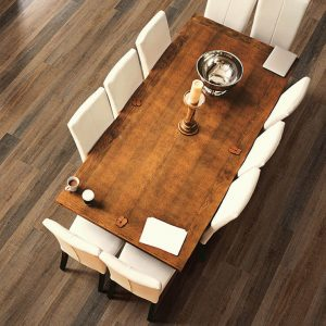 Dining room flooring | Assured Flooring