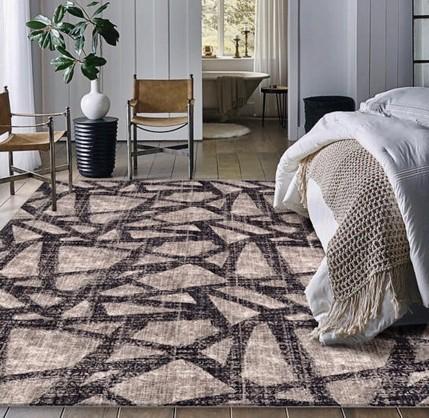 Area Rug in Bedroom | Assured Flooring