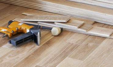 Hardwood installation | Assured Flooring