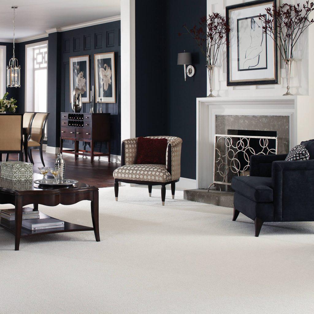 Living room Carpet | Assured Flooring