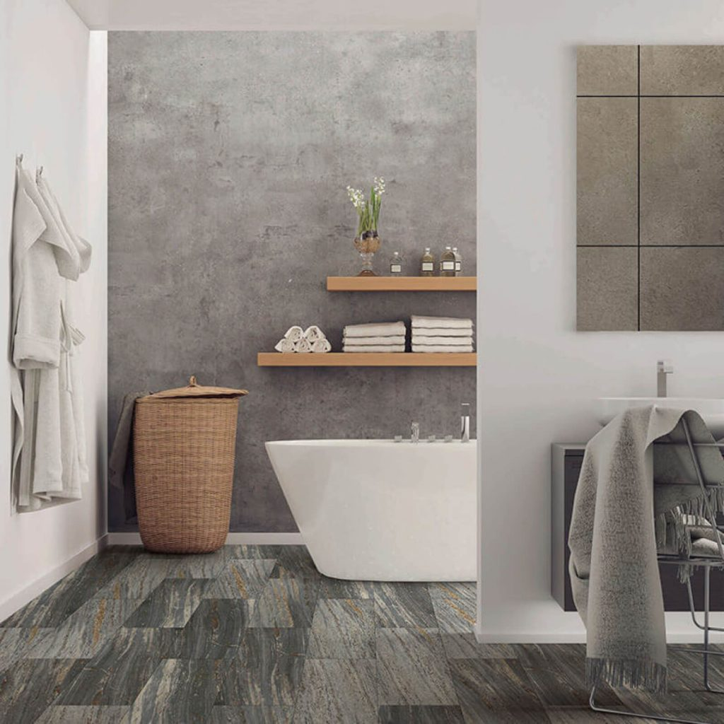 Bathroom Vinyl flooring | Assured Flooring